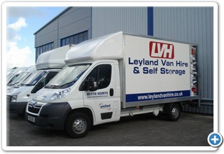 Leyland Van Hire Cheapest Van Hire In Chorley Leyland
